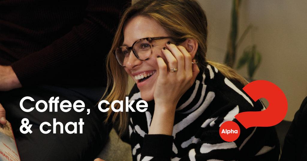 Alpha - coffee, cake & chat